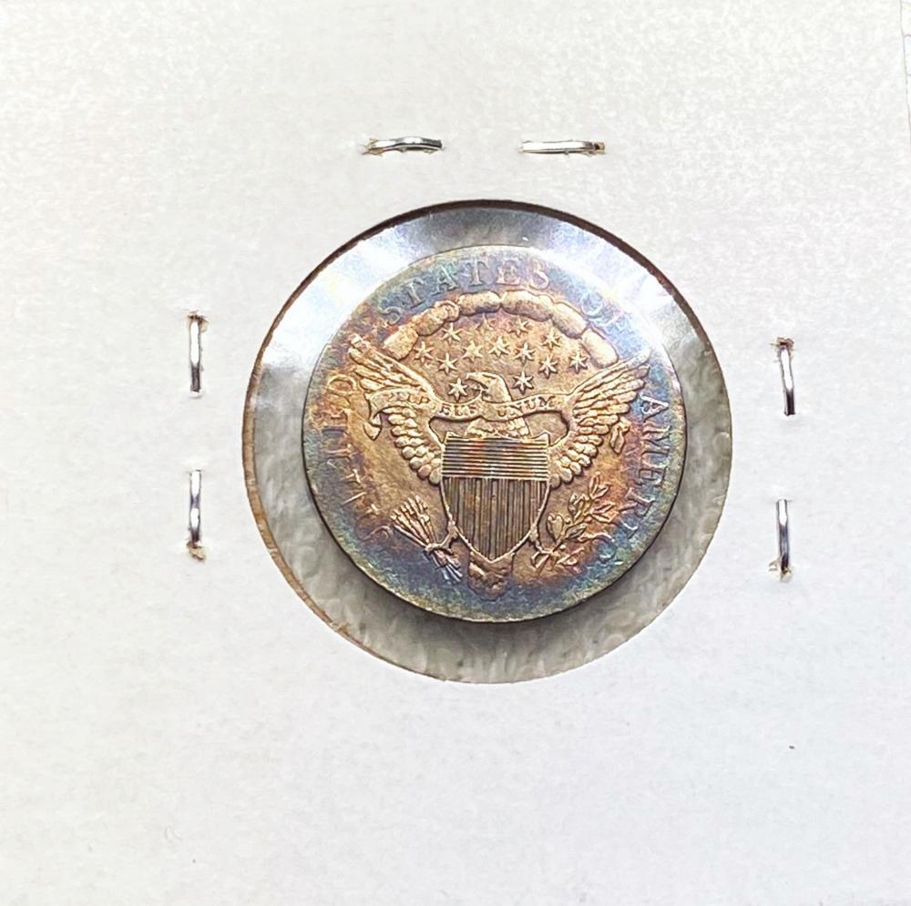 1807 Draped Bust Dime CHOICE BU