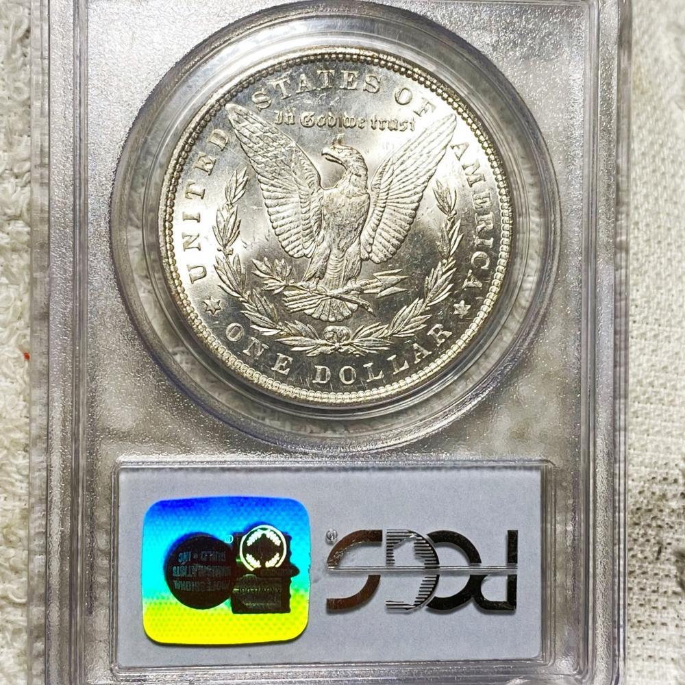 1889 Morgan Silver Dollar PCGS - MS64