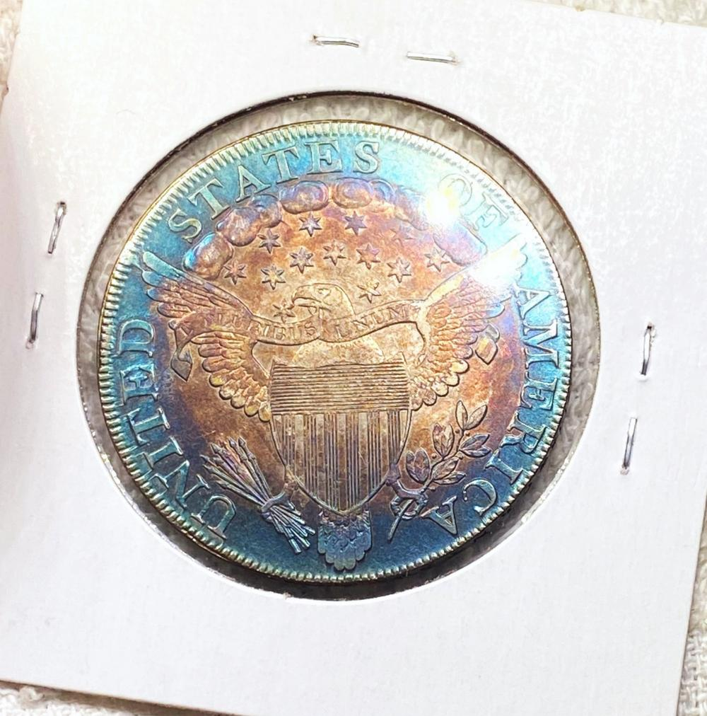 1802/1 Draped Bust Dollar UNCIRCULATED