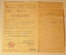 Două documente / two documents