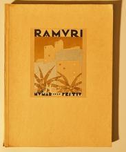Revista Ramuri - număr festiv 1905-1929 / Ramuri-magazine- festive edition 1905-1929