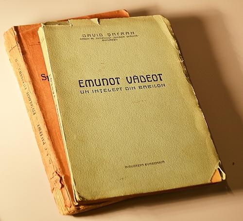 Trei referințe cu subiect ezoteric / 3 studies on mystic subjects