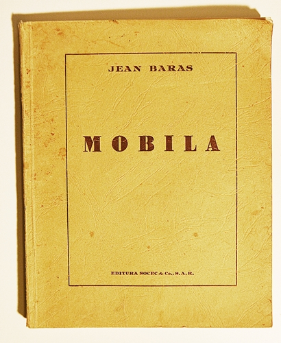 Jean Baras Mobila/ The furniture