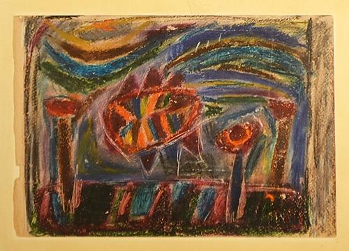 VALERIU BOBORELU (1941-) Țestoasa/ The turtle
