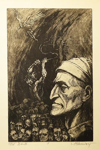Marcel Chirnoagă (1930 - 2008) Dante/ Dante