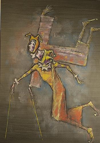 Ion Iancuț (1950  -) Zburători/Flyers