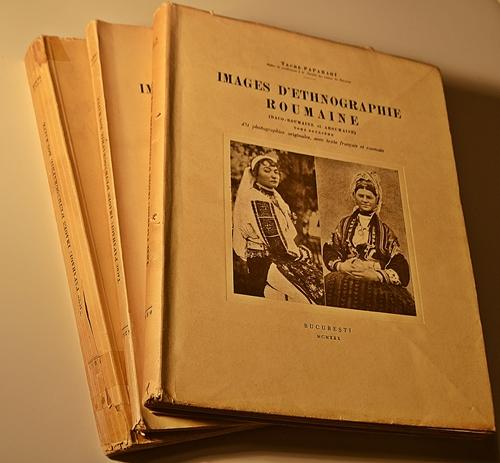 Tache Papahagi Images d'ethnographie roumaine