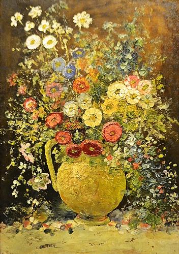 Coman Ardeleanu  Flori de vară/ Summer flowers