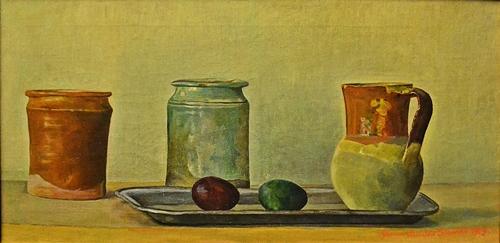 Maria Ciurdea Steurer (1878-1967) Natură statică / Still life