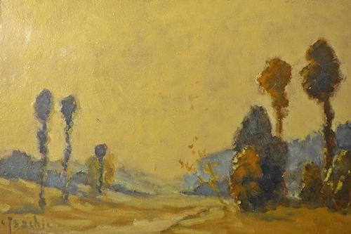 Constantin Isachie Popescu (1888 - 1967) Peisaj / Landscape