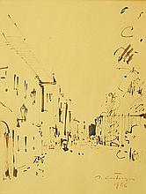 Augustin Costinescu (n.1943) Citadină / In the town