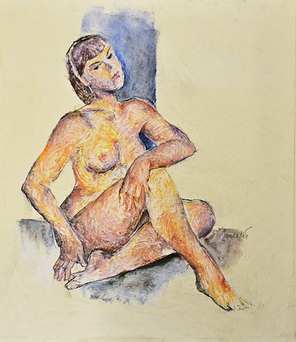 Murariu Marilena Nud 3 / Nude 3