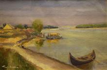 Verona Paul (1897-1966) - În Delta Dunării / In the Danube Delta