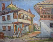 Paul Verona (1897-1966) Case vechi / Old houses