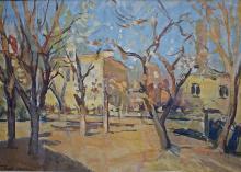 Paul Verona (1897-1966) Vine primăvara /Spring is coming