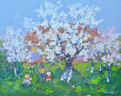 ION MURARIU Primăvară/Spring
