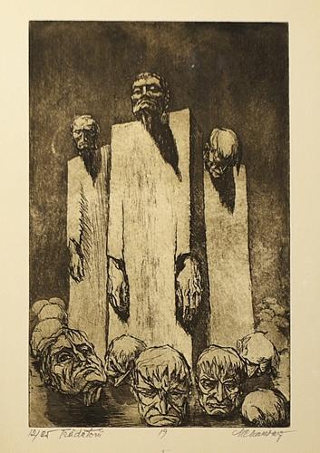 CHIRNOAGĂ MARCEL Tradătorii / The traitors