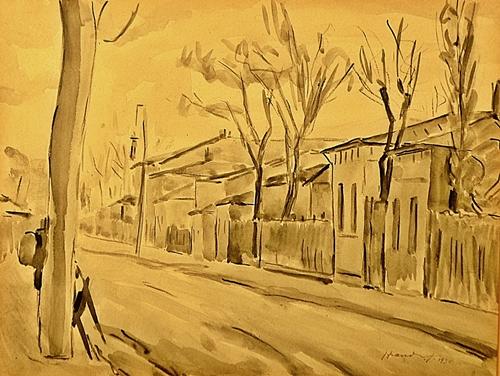 HRANDT AVACHIAN Stradã / A Street