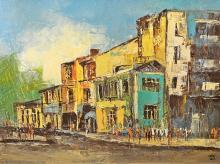 Damo Andrei (1954 - ) Citadina / Urban Landscape