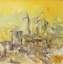 Ivanov Alex (n.1953) Citadela / The  citadel