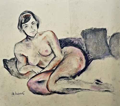 Marilena Murariu (n.1954) Nud 18 / Nude 18