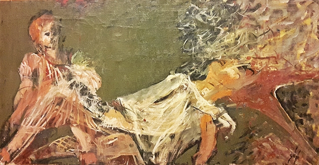 Novac Sorin (1953-2000) Păpuși / Dolls