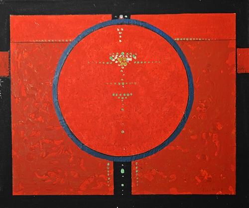 Petre Achitenie (1929-2006) Compoziție/ Composition