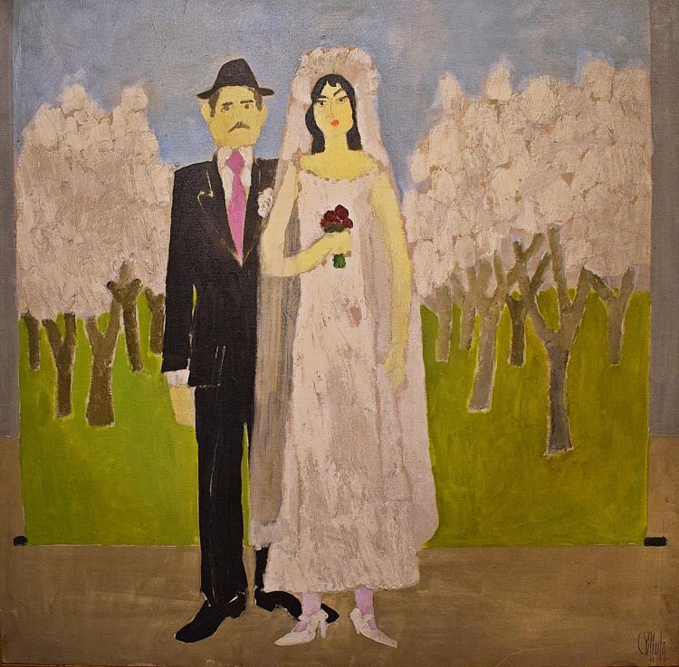 Constantin Piliuță (1929 - 2003) - Nunta / The Wedding