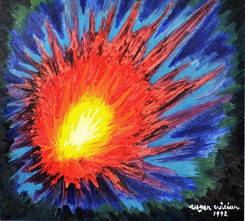 CRĂCIUN EUGEN Explozie cosmică/Cosmic explosion