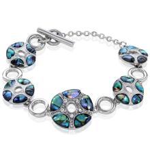 Paua(Abalone)Shell Bracelet