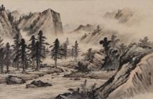 Fine Asian Works of Art, Painting And Calligraphy