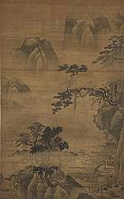 Attributed to Ma Yuan (1140-1225) Landscape