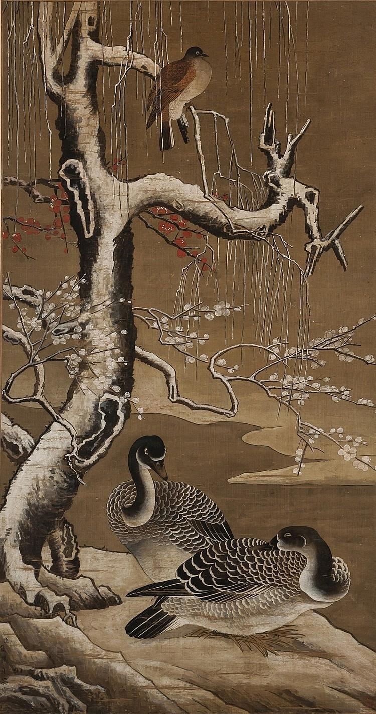 Jiao BingZhen (Kang Xi Period)
