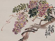 Wang Geyi (1897-1988) In And Color On