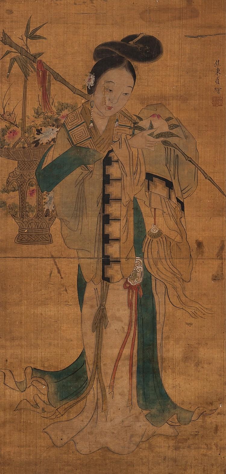 Jiao BingZhen (17th-18th Century)