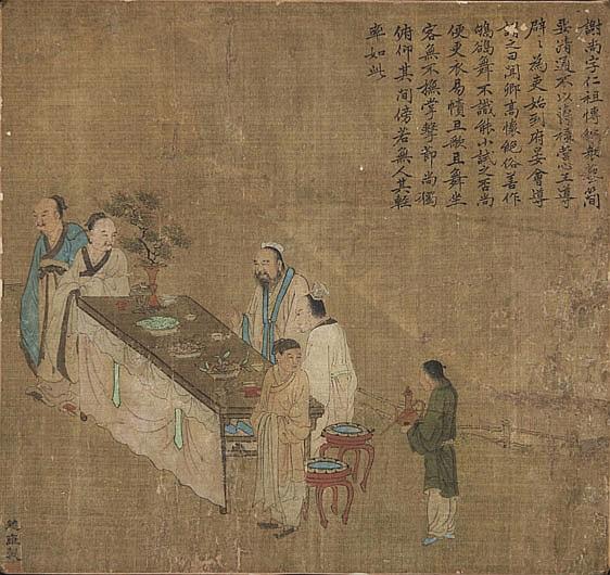 Zhao Yong ( Ming /Qing)