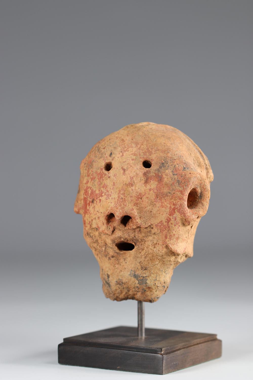 Fragment - Buro Burkina Faso, 13th-17th century - Belgian coll