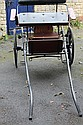 A Bennington Carriages two wheel trap. To be sold