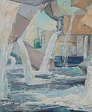 Edward Bainbridge Copnall (1903-1973). Study for p