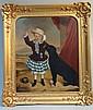 R.W. Hutton. Portrait of Charles Robert Goffin,