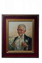 Clemente Tafuri (1903 - 1971), Il padre della sposa.