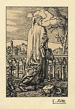 Emilio Notte, Dante Alighieri.