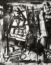 Emilio Vedova, Senza titolo. 1964