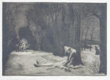 La mort de Matamore.