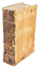 Plato, Opera [trad. lat. Marsilio Ficino]. (Al colophon:) Impressum Venetijs: per Bernardinu[m] de Choris de Cremona et Simone[m] de luero imp[e]nsis Andree Toresani de Asula, 13 augusti 1491.