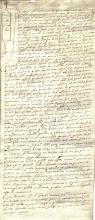 Raccolta di 230 (circa) tra carte e pergamene. XVI-XVII secolo.