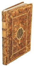 Catalogus van een gedeelte van 't uitmuntend en overheerlyk kabinet kunstige schilderyen. Meestendeels van de allerbeste en voornaamste Nederlandsche meeters. By een verzameld door den banquier Jaques Bergeon. (Al colophon:) In 's Gravenhage: by Jacobus van Karnebeek, 1773.