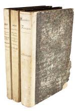 Gazzetta di Firenze. [Segue:] Monitore toscano. [Firenze: Dalla stamperia sulle Logge del Grano, 1847-48].