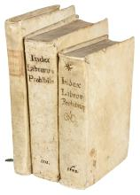 Index librorum prohibitorum Innocentii XI... Romae: ex Typographia Rev. Cam. Apost., 1683.