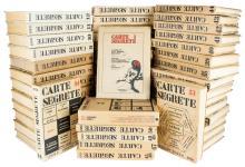 Carte Segrete.  Roma: Serafini Editore (poi Carte Segrete, poi Rossi & Spera), 1967-1985.